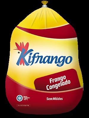 Frango Congelado s/ Miúdos Frente