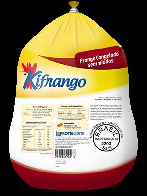 Frango Congelado s/ Miúdos Costas