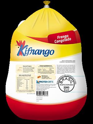 Frango Congelado Costas
