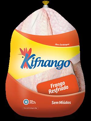 Frango Resfriado s/ Miúdos Frente