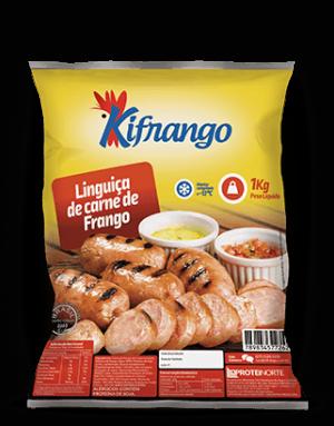 Linguiça de Frango Kifrango Frente